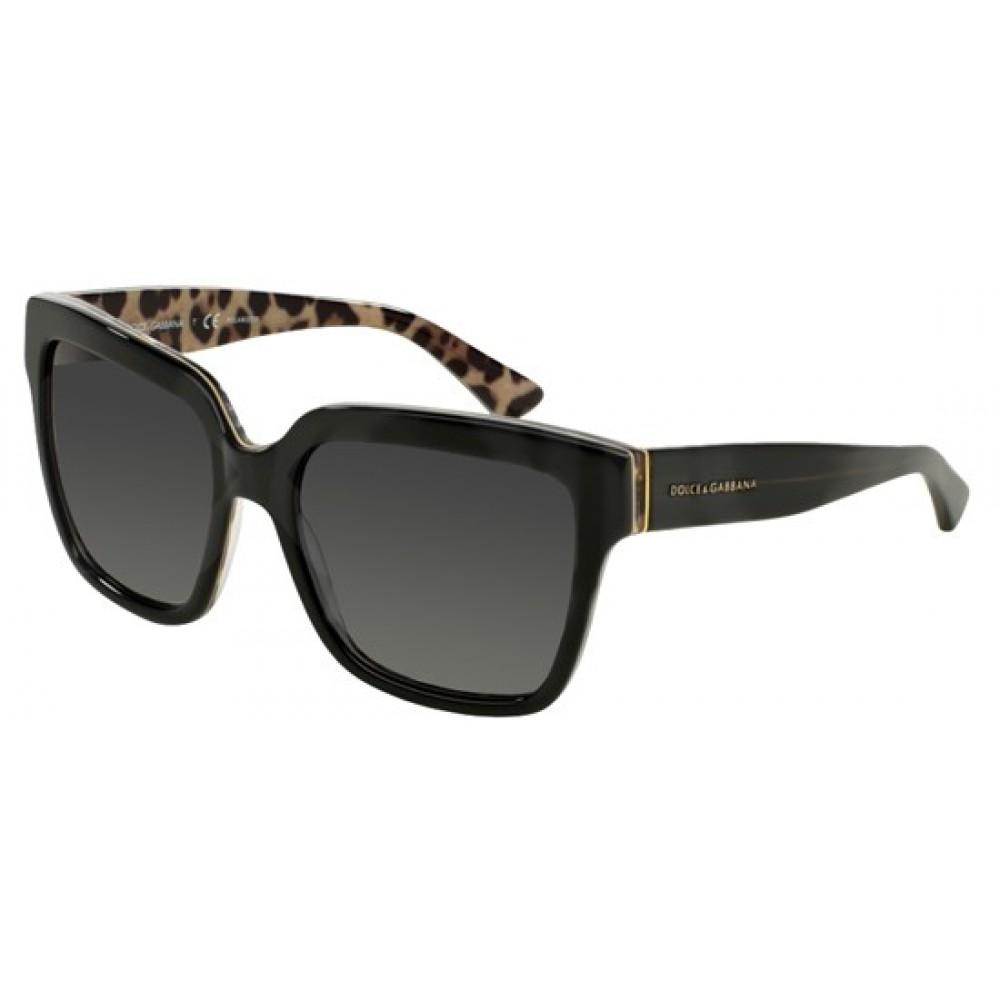 Солнцезащитные очки Dolce & Gabbana с поляризацией